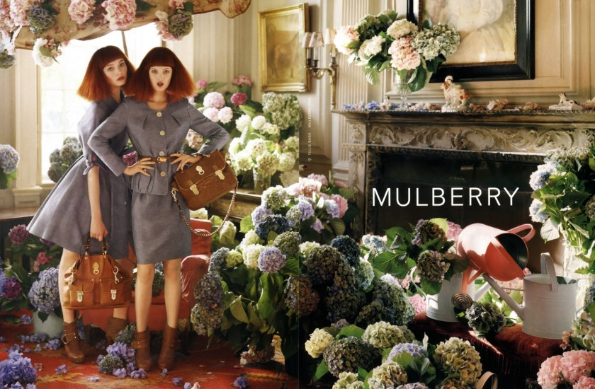 mulberry 2011 campaign_ tim walker